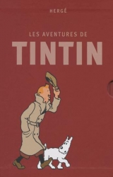 page album Tintin - Coffret mini-intégrales