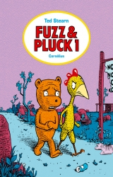 page album Fuzz et Pluck T.1