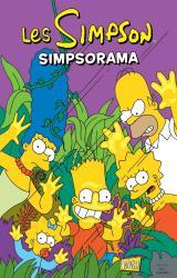 couverture de l'album Simpsorama