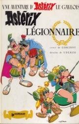 couverture de l'album Astérix Légionnaire