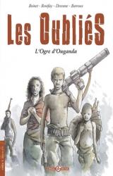 couverture de l'album Les Oubliés - L'ogre d'Ouganda