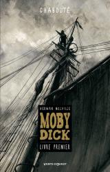 page album Moby Dick T.1