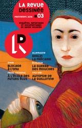 couverture de l'album La Revue Dessinée n°3