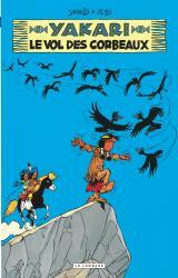 page album Le vol des corbeaux