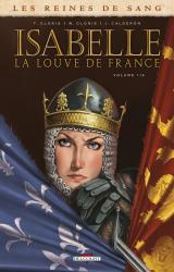 couverture de l'album Isabelle la louve de France T.1