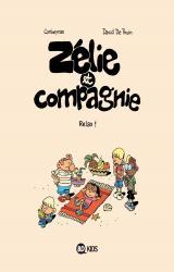couverture de l'album Zelie T.11 Relax