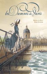 couverture de l'album Les Damnés de Paris