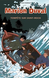 couverture de l'album Tempête sur Saint-Roch