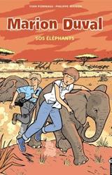 couverture de l'album SOS Eléphants