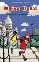 couverture de l'album Traque à Montmartre