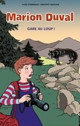 couverture de l'album Gare au loup !