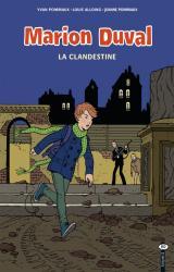 couverture de l'album La Clandestine