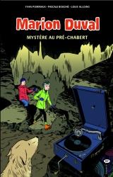 couverture de l'album Marion duval - mystere au pre chabert - t.21