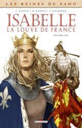 couverture de l'album Isabelle, la louve de France T.2