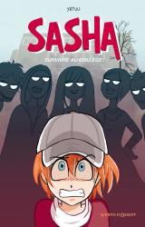 couverture de l'album Sasha - Survivre au collège !