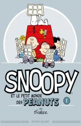page album Snoopy et le petit monde des Peanuts T.1