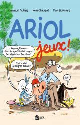 page album Cahier de Jeux Ariol