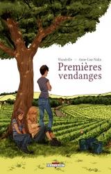 couverture de l'album Premières Vendanges