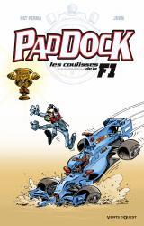 page album Paddock, Les coulisses de la F1, T.4