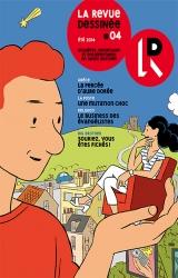 couverture de l'album La Revue Dessinée n°4