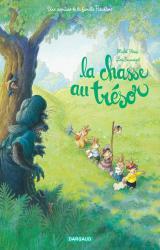 couverture de l'album La Chasse au trésor