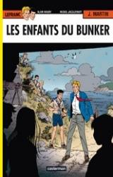 page album Les Enfants du bunker