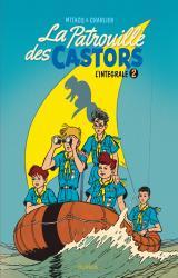 page album La Patrouille des Castors  Intégrale T.2