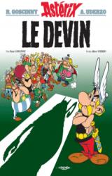 couverture de l'album Le devin