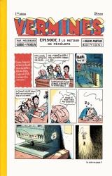 page album Le retour de Pénélope