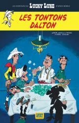 couverture de l'album Les Tontons Dalton