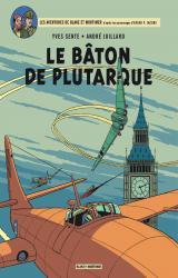 couverture de l'album Le Bâton de Plutarque