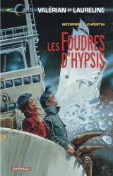 page album Les foudres d'Hypsis