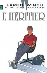 couverture de l'album L'Héritier