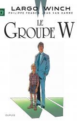 couverture de l'album Le Groupe W