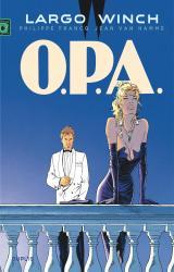 couverture de l'album O.P.A.
