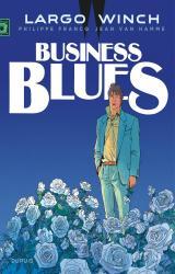 couverture de l'album Business Blues