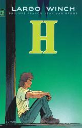 couverture de l'album H