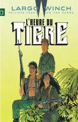 couverture de l'album L'Heure du Tigre