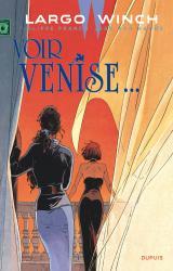 couverture de l'album Voir Venise...