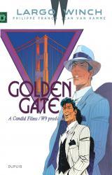 couverture de l'album Golden Gate