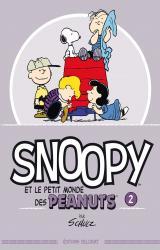 page album Snoopy et le petit monde des Peanuts T.2