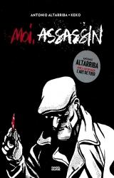 couverture de l'album Moi, Assassin