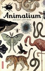 couverture de l'album Animalium