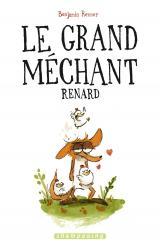 couverture de l'album Le Grand Méchant Renard