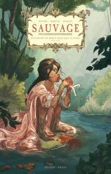couverture de l'album Sauvage - Biographie de Marie-Angélique Le Blanc