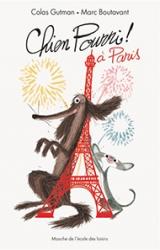 couverture de l'album Chien pourri à Paris
