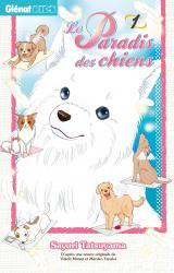 page album Le Paradis des chiens Vol.1