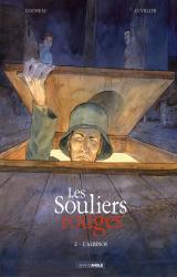 page album Les Souliers Rouges T.2