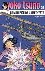 page album Le Maléfice de l'Amétyste