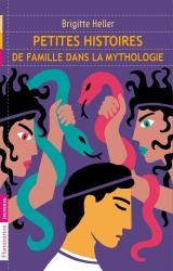 couverture de l'album Petites Histoires de famille dans la mythologie